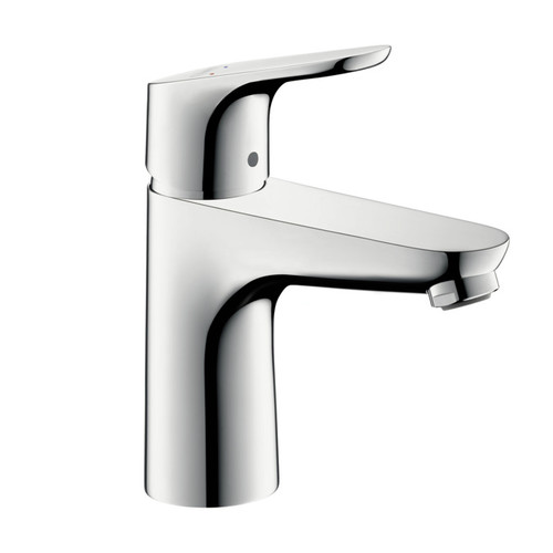 Hansgrohe 04371000 Focus 100 Single-Hole Faucet