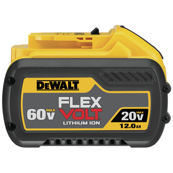 Dewalt DCB612 20V/60V MAX FLEXVOLT 12 Ah Lithium-Ion Battery