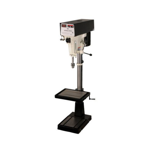 JET J-A5818 15 in. Vs Floor Drill Press image number 0