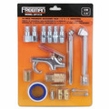 Freeman AP1414I 18-Piece 1/4 in. x 1/4 in. Industrial Accessory Pack