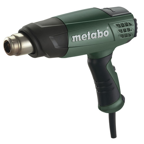 Metabo HE20-600 3-Stage Variable Temperature Electronic Heat Gun