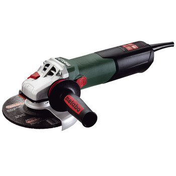 Metabo 600464420 13.5 Amp 6 in. Angle Grinder with TC Electronics and Lock-On Sliding Switch image number 0