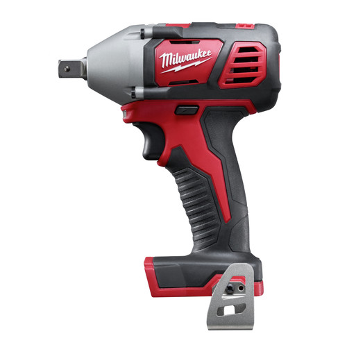 Milwaukee 2659-20 M18 Lithium-Ion 1/2 in. Impact Wrench with Pin Detent (Tool Only)