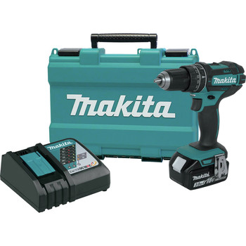 Factory Reconditioned Makita XPH102-R 18V LXT Lithium-Ion Cordless 1/2 in. Hammer Driver-Drill Kit image number 0