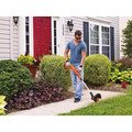 Black & Decker LST201 20V MAX 1.5 Ah Cordless Lithium-Ion 10 in. String Trimmer/Edger image number 2