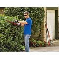 Black & Decker LHT341FF 40V MAX Cordless Lithium-Ion 24 in. POWERCUT Hedge Trimmer Kit image number 2