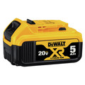Dewalt DCB205 20V MAX XR Premium 5 Ah Lithium-Ion Battery image number 1