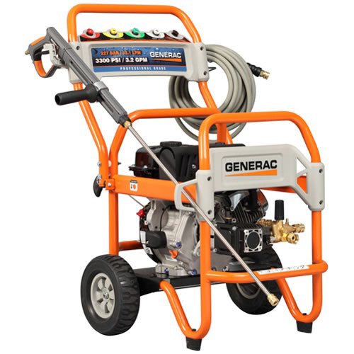 Factory Reconditioned Generac 5995R 3,300 PSI 3.2 GPM Pro Gas Pressure Washer image number 0