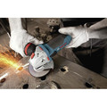 Factory Reconditioned Bosch GWS13-60-RT 13 Amp 6 in. High-Performance Angle Grinder image number 2
