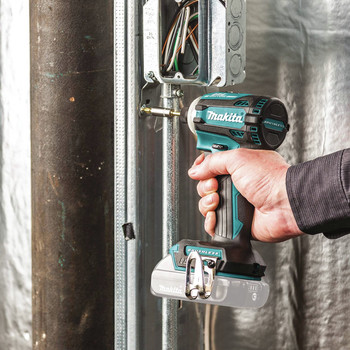 Makita XDT16Z 18V LXT Lithium-Ion Brushless Quick-Shift Mode 4-Speed Impact Driver (Tool Only) image number 6