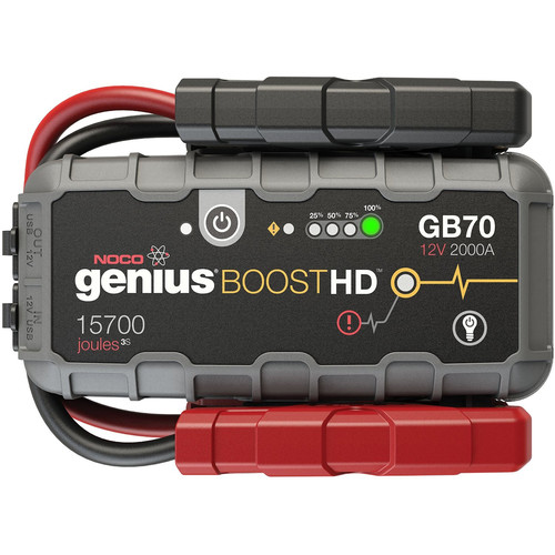 NOCO GB70 Genius Boost HD 2,000A Jump Starter image number 0