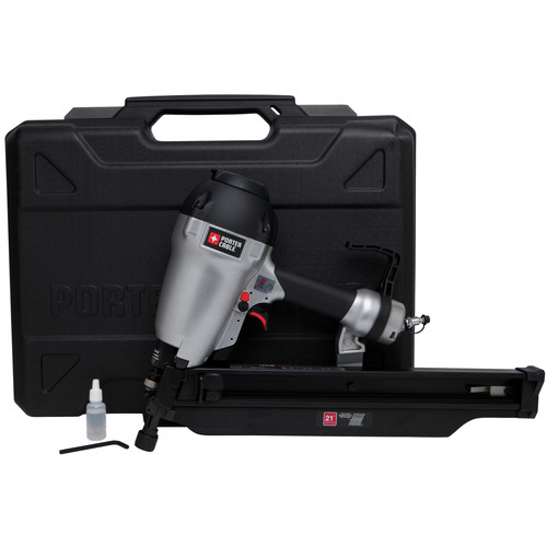 Factory Reconditioned Porter-Cable FR350BR 22 Degree 3-1/2 in. Full Round Head Framing Nailer Kit image number 0