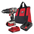 Porter-Cable PCC620LB 20V MAX Lithium-Ion 2-Speed 1/2 in. Cordless Hammer Drill Kit (2 Ah) image number 1