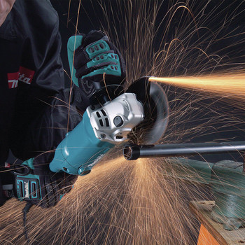 Factory Reconditioned Makita GA5020-R 5 in. Trigger Switch Angle Grinder with SJS image number 1