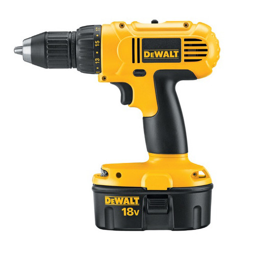 Factory Reconditioned Dewalt DC970K-2R 18V Cordless 1/2 in. Adjustable Clutch Drill Driver Kit