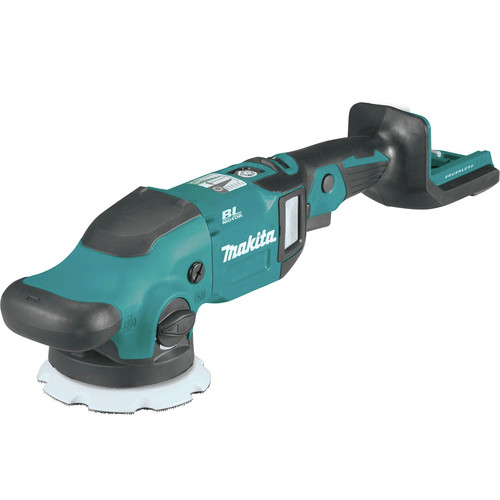 Makita XOP02Z 18V LXT Lithium-Ion Brushless Cordless 5 in. / 6 in. Dual Action Random Orbit Polisher (Tool Only) image number 0