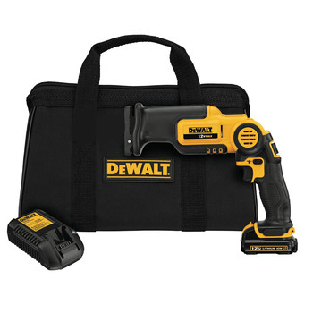 Dewalt DCS310S1 12V MAX Lithium-Ion Reciprocating Saw Kit