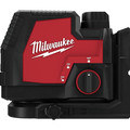 Milwaukee 3521-21 REDLITHIUM USB Rechargeable Green Cross Line Laser image number 8