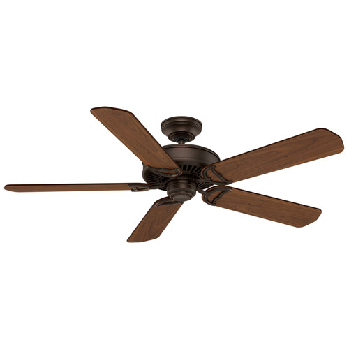 Casablanca 55069 54 in. Panama Brushed Cocoa Ceiling Fan with Wall Control
