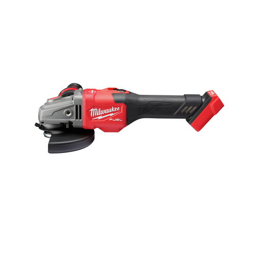 Milwaukee 2981-20 M18 FUEL 4-1/2 in. - 6 in. Braking Grinder with Lock-On Slide Switch (Tool Only) image number 0