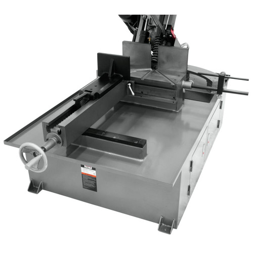 JET 413410 230V 10 in. x 18 in. Horizontal Dual Mitering Bandsaw image number 5