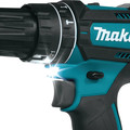 Makita XPH10R 18V Lithium-Ion Compact Variable 2-Speed 1/2 in. Cordless Hammer Drill Driver Kit (2 Ah) image number 3