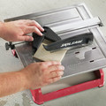 Factory Reconditioned Skil 3540-01-RT 7 in. Wet Tile Saw image number 2