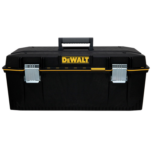 Dewalt DWST28001 28 in. Structural Foam Water Seal Tool Box image number 0