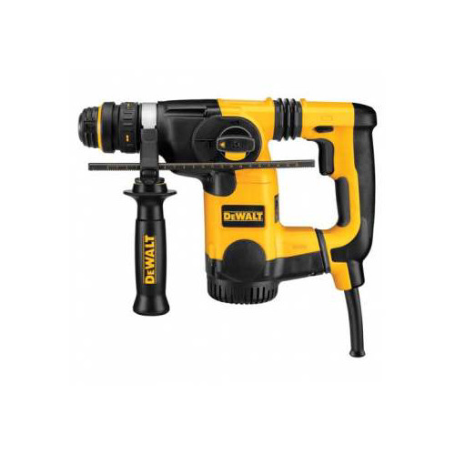 Dewalt D25324K 1 in. Heavy Duty 8 Amp SDS Rotary Hammer Kit with Quick-Change Chuck