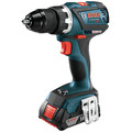 Factory Reconditioned Bosch DDS183-02-RT 18V 2.0 Ah Cordless Li-Ion Brushless Compact Tough 1/2 in. Drill Driver Kit image number 1