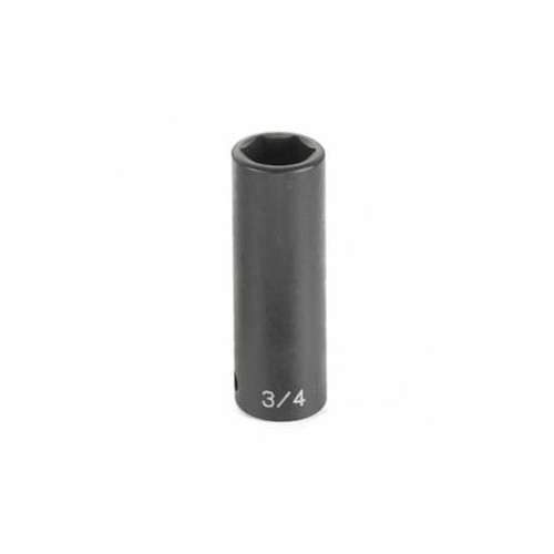 Grey Pneumatic 2052D 1/2 in. Drive x 1-5/8 in. Deep Socket image number 0