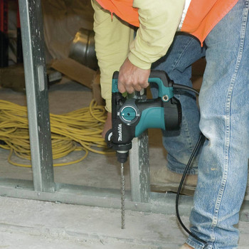 Factory Reconditioned Makita HR2811F-R 1-1/8 in. SDS-PLUS Rotary Hammer with LED Light image number 5