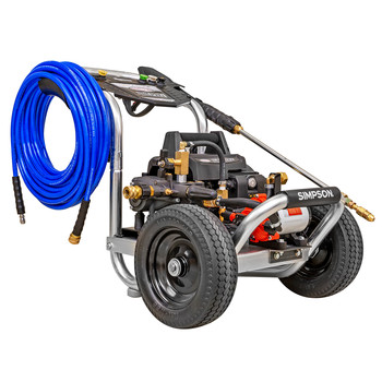 Simpson 61102 15 Amp 120V 1200 PSI 2.0 GPM Corded Sanitizing and Misting Pressure Washer