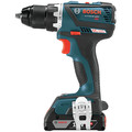 Factory Reconditioned Bosch DDS183-02-RT 18V 2.0 Ah Cordless Li-Ion Brushless Compact Tough 1/2 in. Drill Driver Kit image number 3