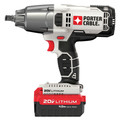 Porter-Cable PCC740LA 20V MAX 5.1 lbs. 1/2 in. Cordless Lithium-Ion Impact Wrench image number 1