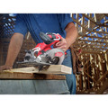 Milwaukee 2730-21 M18 FUEL Cordless 6-1/2 in. Circular Saw with REDLITHIUM Battery image number 7