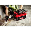 Milwaukee 0970-20 M18 FUEL PACKOUT Lithium-Ion Brushless 2.5 Gallon Cordless Wet/Dry Vacuum (Tool Only) image number 9