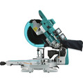 Makita XSL08PT 18V X2 LXT Lithium-Ion (36V) Brushless Cordless 12 in. Dual-Bevel Sliding Compound Miter Saw Kit with AWS and Laser (5 Ah) image number 3