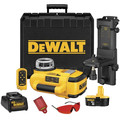 Dewalt DW079KI 18V Cordless Self-Leveling Interior Laser Kit