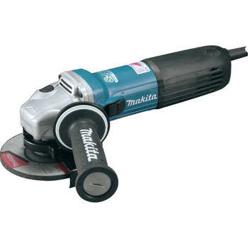 Makita GA4542C SJS II 12 Amp 4-1/2 in. High-Power Angle Grinder