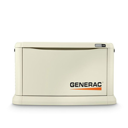 Generac 70422 Guardian Series 22/19.5 KW Air-Cooled Standby Generator with Wi-Fi, Aluminum Enclosure image number 0