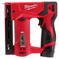 Milwaukee 2447-21 M12 3/8 in. Crown Stapler Kit image number 2