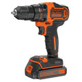 Black & Decker BDCDD220C 20V MAX Lithium-Ion 2-Speed 3/8 in. Cordless Drill Driver Kit (1.5 Ah) image number 0