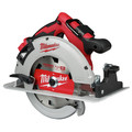 Milwaukee 2992-22 M18 Lithium-Ion Brushless Cordless 1/2 in. Hammer Drill Driver / 7-1/4 in. Circular Saw Combo Kit (5 Ah) image number 1