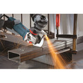 Bosch GWS13-60 13 Amp 6 in. High-Performance Angle Grinder image number 3