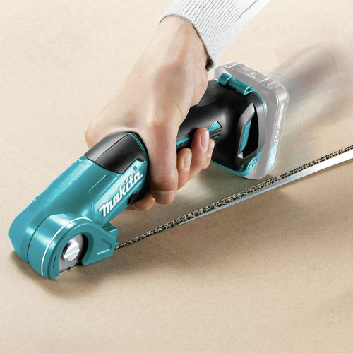 Makita PC01Z 12V max CXT Lithium-Ion Multi-Cutter, (Tool Only) image number 8