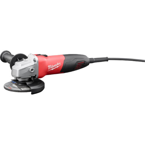 Milwaukee 6130-33 4.5 in. 7 Amp Small Angle Grinder with Slide Switch