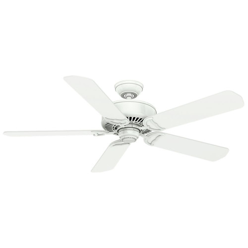 Casablanca 59510 54 in. Traditional Panama DC Snow White Indoor Ceiling Fan image number 0