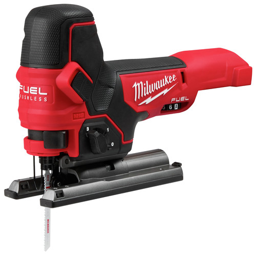 Milwaukee 2737B-20 M18 FUEL Barrel Grip Jig Saw (Tool Only) image number 0
