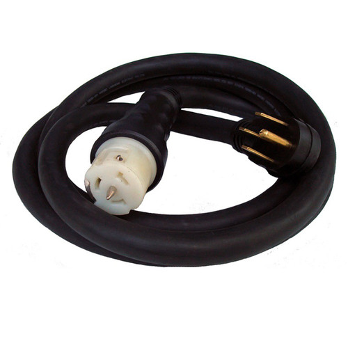 Generac 6390 50 Amp 50 ft. NEMA 1450 M/Locking CS6364 F Generator Power Cord